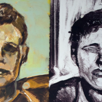 Portraiture: art of mono printing