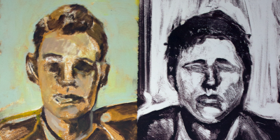 Portraiture: art of mono printing