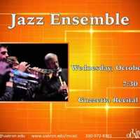 UA Jazz Ensemble to Perform
