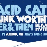 Acid Cats, Funk Worthy, Her & Them, Black Mvtter