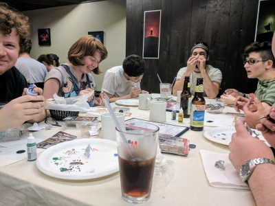 Minis & Malts: A Painting Class!