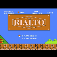 Game Night at The Rialto Theatre