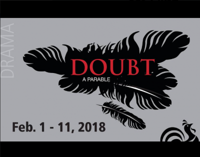 AUDITIONS for Doubt: a Parable