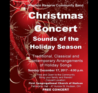 WRCB Christmas Concert