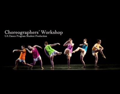 The University of Akron Presents Choreographers' Workshop