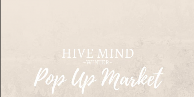 Winter Pop Up Market