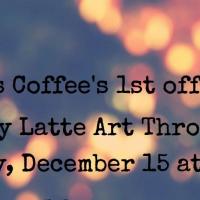 Compass Coffee Holiday Latte Art Throwdown