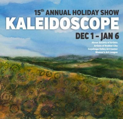 Your invite to free Kaleidoscope Dec. 1 opening