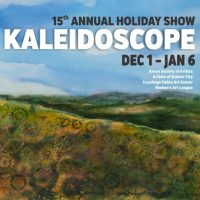 Summit Artspace hosts 15th Annual Kaleidoscope Show, Dec. 1-Jan. 6