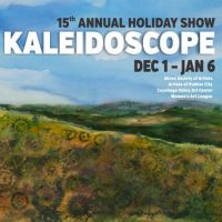 Kaleidoscope Show Artists Free Panel Discussion, Jan. 4