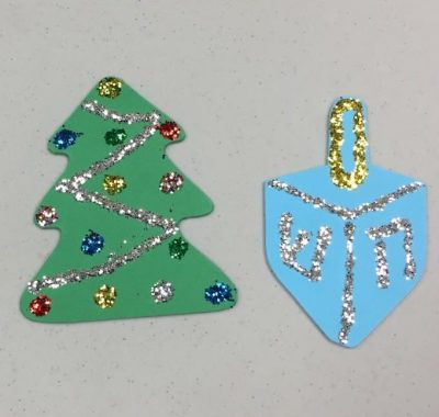 Free Holiday Cutout Craft for Kids!