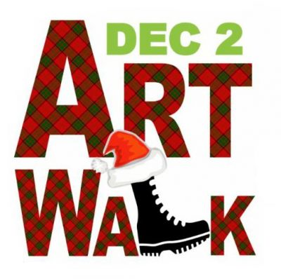 Dec. 2 Artwalk at Summit Artspace, Northside Market, Zeber-Martell Gallery