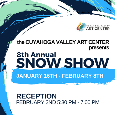 CVAC Snow Show Exhibition Reception