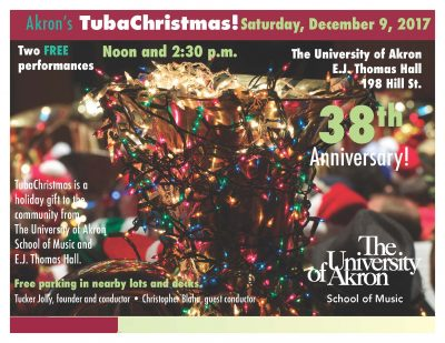 38th Annual Tuba Christmas