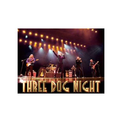 Three Dog Night presented by Akron Civic Theatre The