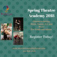 Spring Theatre Academy 2018