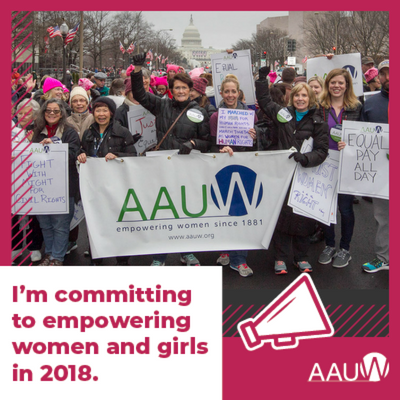 American Association of University Women Accepting Applications for Community Action Grants