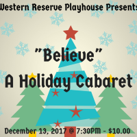 Believe: A Holiday Cabaret