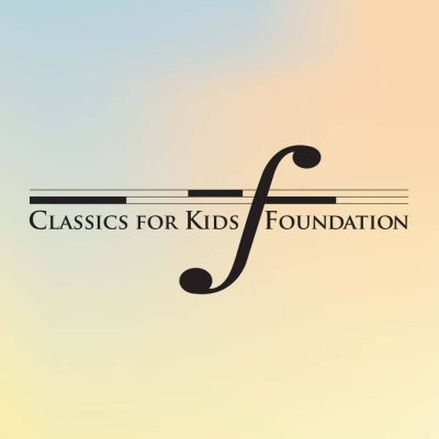 Classics for Kids Accepting Applications From Music Programs