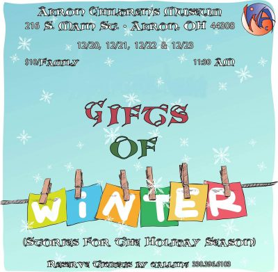 Gifts of Winter: A Holiday Storytelling Performanc...