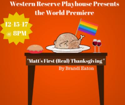 Matt's First (Real) Thanksgiving