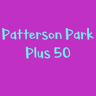 Patterson Park Plus 50