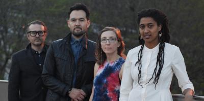 Tomeka Reid Quartet @ Cuyahoga Valley National Park Concert Series