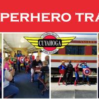 Superhero Train
