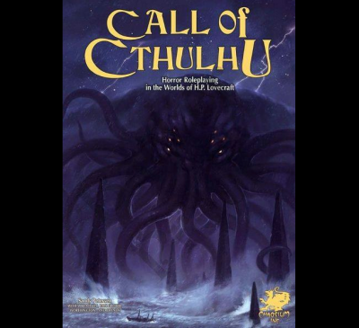 Call of Cthulhu - Beginner's Welcome