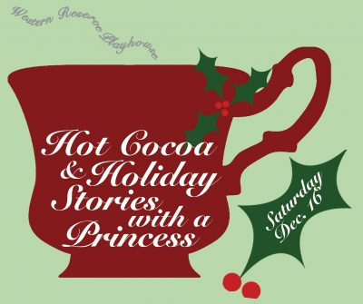 Holiday Storytime with our Holiday Princess