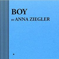 BOY by Anna Ziegler