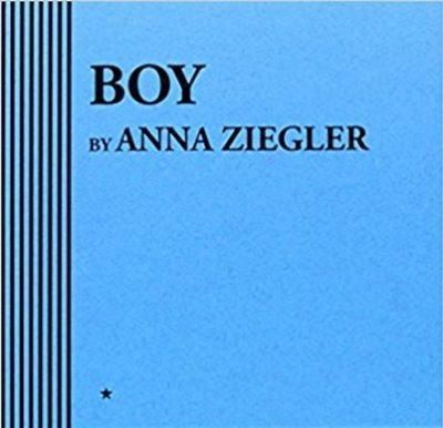 BOY by Anna Ziegler