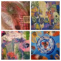 Painting From the Inside Out: Intuitive Painting Workshop