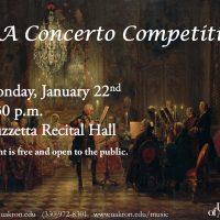 UA Concerto Competition