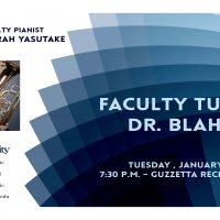 UA Faculty Tubist: Dr. Christopher Blaha