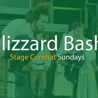 Blizzard Bash: Stage Combat Sundays
