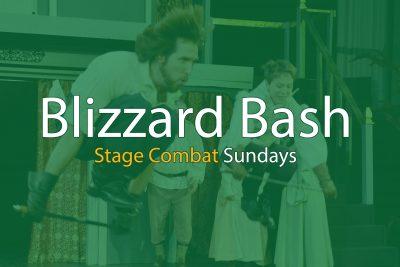 Blizzard Bash: Stage Combat Sundays