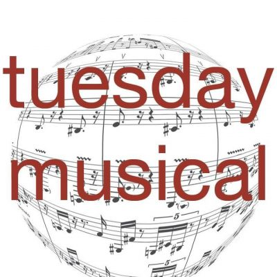 Apply on-line for 2018 Tuesday Musical Scholarship Competition
