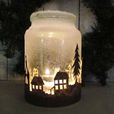 Open Studio: Winter Lanterns
