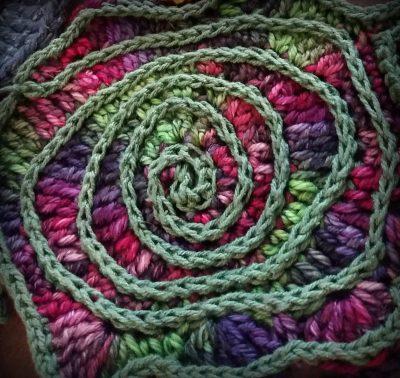 Freeform Crochet with Spirals Workshop