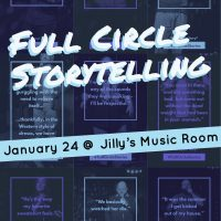 Full Circle Storytelling, Vol. 3 (Prompt: Life on Mars)
