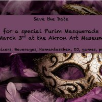 RCJ Purim Masquerade