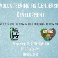 Volunteering As Leadership Development