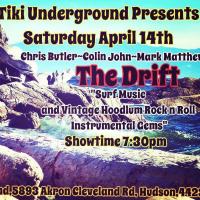 The Drift debut vintage hoodlum rock at TU