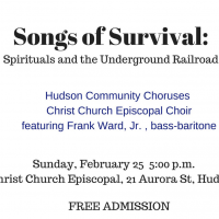 Songs of Survival: Spirituals and the Underground Railroad