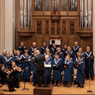 AUDITIONS: First Congregational Church of Hudson Spring Choral/Orchestral Performance