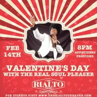 Valentine's Day Show w/ The Real Soul Pleaser