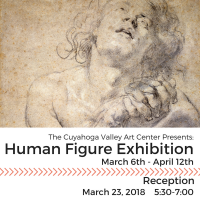 CVAC Human Figure Exhibition Reception