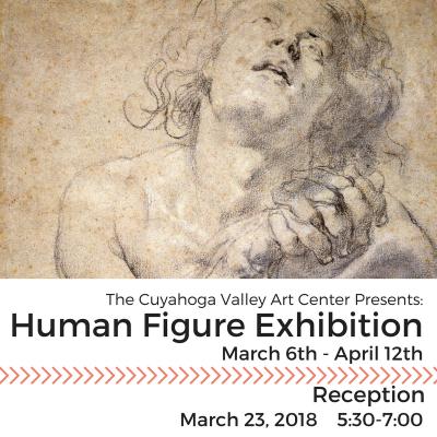 CVAC Human Figure Exhibition Reception
