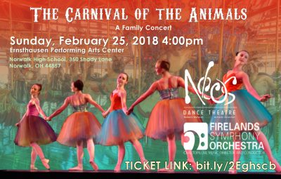 The Carnival of the Animals, A Family Concert